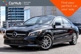 Used 2018 Mercedes-Benz CLA-Class 250 Smartphone.Tech,Illumination.Pkgs Pano.Sunroof Backup.Cam  for sale in Thornhill, ON