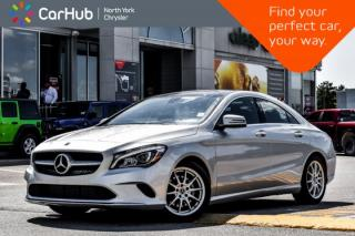 Used 2018 Mercedes-Benz CLA-Class 250|Smartphone.Integ,Illumination.Pkgs|Sunroof|Backup.Cam| for sale in Thornhill, ON