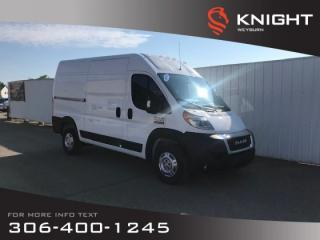 Used 2019 RAM Cargo Van ProMaster 136