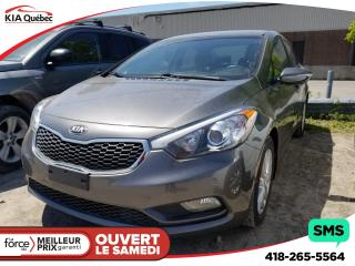 Used 2014 Kia Forte LX+ SIÈGES CH for sale in Québec, QC