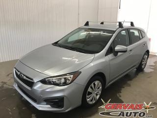 Used 2017 Subaru Impreza Awd Commodité Hatch for sale in Shawinigan, QC