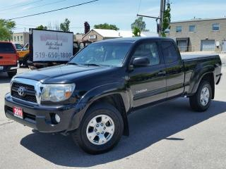 Used 2011 Toyota Tacoma TRD OFF ROAD 4X4 for sale in Cambridge, ON