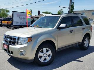 Used 2011 Ford Escape XLT FWD for sale in Cambridge, ON