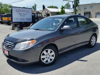 Used 2009 Hyundai Elantra GL for sale in Cambridge, ON