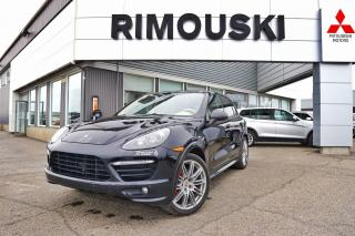 Used 2014 Porsche Cayenne GTS for sale in Rimouski, QC