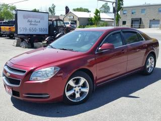 Used 2010 Chevrolet Malibu LT PLATINUM EDITION for sale in Cambridge, ON