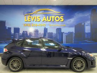 Used 2013 Subaru Impreza WRX 5 VITESSE AWD LIMITED ÉDITION CUIR TOIT for sale in Lévis, QC