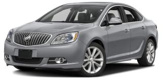 Used 2015 Buick Verano Leather LANE DEPARTURE WARNING | LEATHER INTERIOR | GPS NAVIGATION SYSTEM for sale in Cambridge, ON