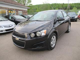 Used 2013 Chevrolet Sonic SDN LT for sale in Québec, QC
