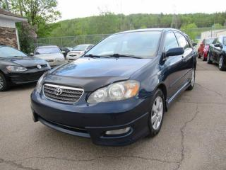Used 2007 Toyota Corolla S for sale in Québec, QC