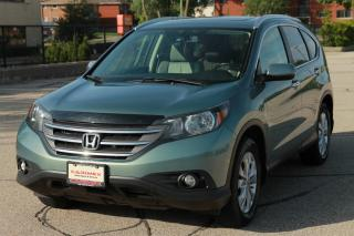 Used 2013 Honda CR-V Touring NAVI | Sunroof | Back-Up Camera | CERTIFIED for sale in Waterloo, ON