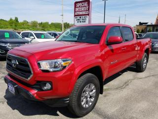 Used 2016 Toyota Tacoma SR5 BLUE TOOTH !!  REAR CAMERA !!  4X4 !! for sale in Cambridge, ON
