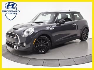 Used 2014 MINI Cooper S T.ouvrant Cuir for sale in Brossard, QC