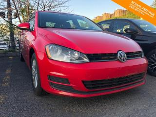 Used 2017 Volkswagen Golf Trendline 1.8 Tsi for sale in Québec, QC