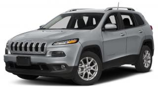 Used 2014 Jeep Cherokee North COLD WEATHER GROUP, REVERSE CAMERA, HANDSFREE BLUETOOTH for sale in Ottawa, ON