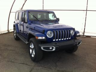 New 2019 Jeep Wrangler Unlimited Sahara for sale in Ottawa, ON