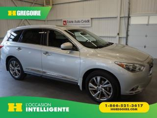 Used 2015 Infiniti QX60 AWD CAMÉRA-CUIR for sale in St-Léonard, QC