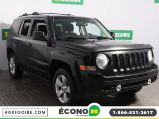 Used 2012 Jeep Patriot NORTH A/C GR ELECT for sale in St-Léonard, QC
