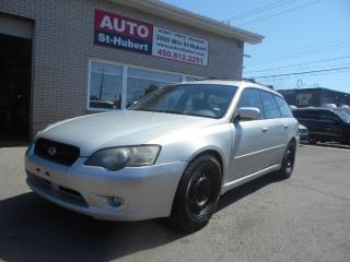 Used 2006 Subaru Legacy 2.5I for sale in St-Hubert, QC