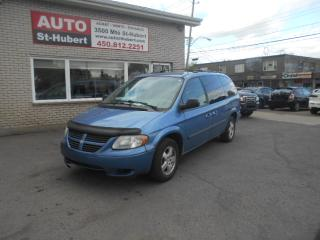 Used 2007 Dodge Grand Caravan SE for sale in St-Hubert, QC