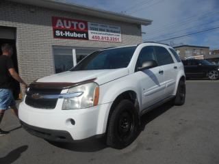 Used 2007 Chevrolet Equinox LT AWD for sale in St-Hubert, QC