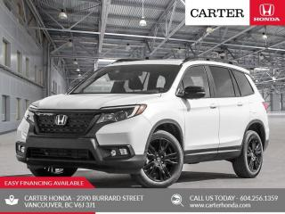 New 2019 Honda Passport SPORT for sale in Vancouver, BC