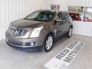 Used 2016 Cadillac SRX Premium Collection for sale in Red Deer, AB
