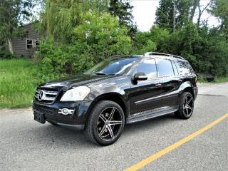 Used 2008 Mercedes-Benz GL-Class 450 for sale in Richmond Hill, ON