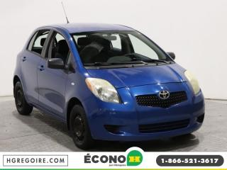 Used 2007 Toyota Yaris LE for sale in St-Léonard, QC