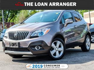 Used 2015 Buick Encore for sale in Barrie, ON