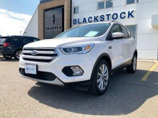 Used 2018 Ford Escape Titanium for sale in Orangeville, ON