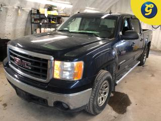 Used 2007 GMC Sierra 1500 SLE****AS IS SPECIAL****** 4X4 * Crew cab * Side steps * Bed liner * Window Rain guards * Power windows/locks/mirrors * Cruise control * Auto dimming for sale in Cambridge, ON