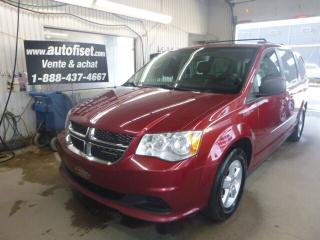 Used 2011 Dodge Grand Caravan Stow N Go Stow&go for sale in St-Raymond, QC