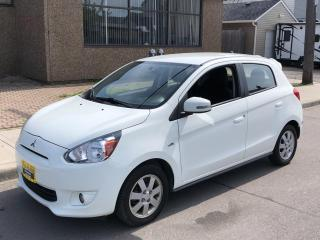Used 2015 Mitsubishi Mirage for sale in Hamilton, ON