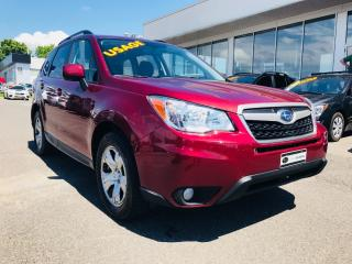 Used 2015 Subaru Forester 2.5i Touring Package for sale in Lévis, QC