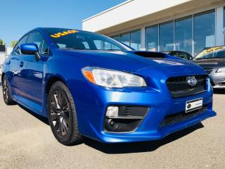 Used 2015 Subaru WRX Base for sale in Lévis, QC