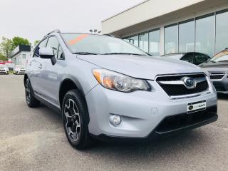 Used 2014 Subaru XV Crosstrek SPORT PACKAGE for sale in Lévis, QC