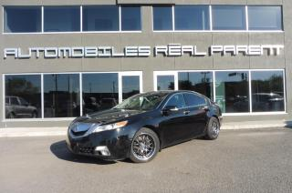 Used 2009 Acura TL Sh-Awd - Tech Pack for sale in Québec, QC