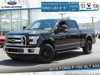 Used 2015 Ford F-150 Xlt 4x4 Camera for sale in Victoriaville, QC