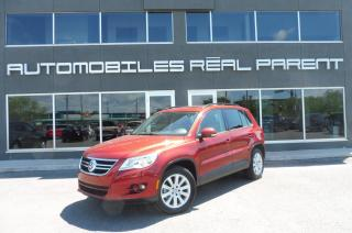 Used 2010 Volkswagen Tiguan 4Motion for sale in Québec, QC