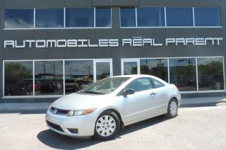 Used 2006 Honda Civic DX A/C for sale in Québec, QC