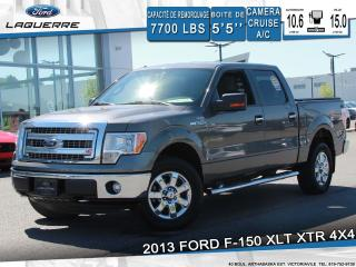 Used 2013 Ford F-150 Xlt Xtr 4x4 6 Places for sale in Victoriaville, QC