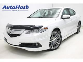 Used 2015 Acura TLX Elite Sh-Awd Lauch for sale in St-Hubert, QC