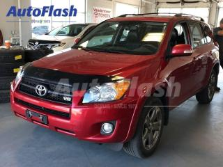 Used 2012 Toyota RAV4 3.5l V6 Sport/ltd for sale in St-Hubert, QC
