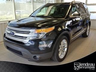 Used 2014 Ford Explorer XLT + NAVIGATION + CAMERA + MAGS 20'' for sale in Ste-Julie, QC