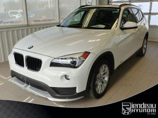 Used 2015 BMW X1 Xdrive28i + Xdrive + Cuir for sale in Ste-Julie, QC