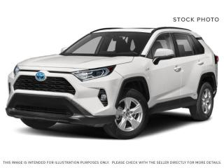 New 2019 Toyota RAV4 Hybrid LE for sale in Sherwood Park, AB