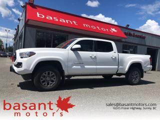 Used 2019 Toyota Tacoma SR5, V6, Backup Cam, Toyota Safety Sense!! for sale in Surrey, BC