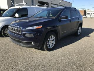 Used 2015 Jeep Cherokee North 4X4 V-6 for sale in Sherbrooke, QC