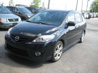 Used 2008 Mazda MAZDA5 ***CUIR-TOIT OUVRANT*** for sale in Ste-Catherine, QC